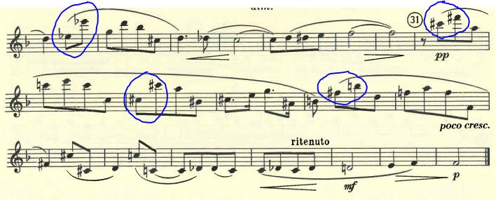 Prokofiev Sonata 3rd Movement example