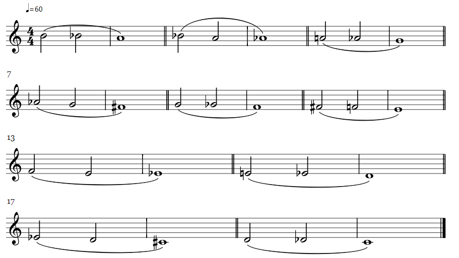Improve Low Notes Exercise