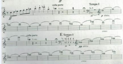 Beethoven Leonore Flute Excerpt 2