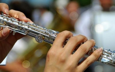 Improve your flute playing – smooth finger technique