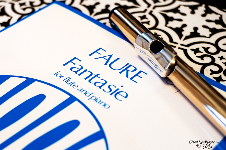 Faure's Fantasie – Practical Guide